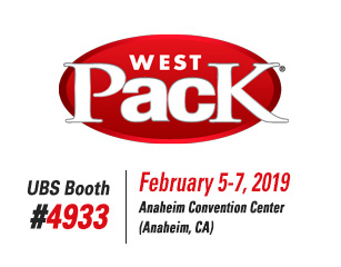 United Barcode Systems is an official exhibitor at WestPack 2019